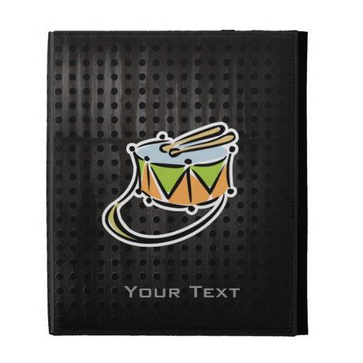 Snare Drum; Rugged iPad Folio Cover