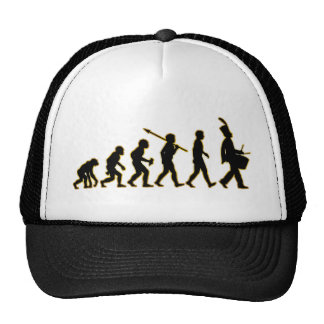 Snare Drummer Mesh Hats