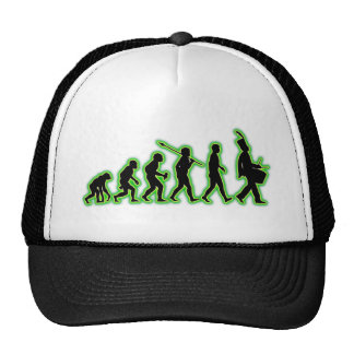 Snare Drummer Trucker Hat