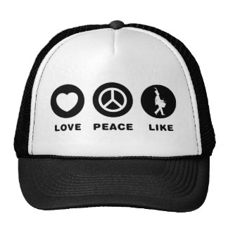 Snare Drummer Trucker Hats