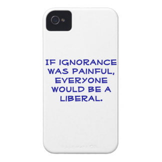 Snarky, pro-Liberal iphone 4S case. iPhone 4 Covers