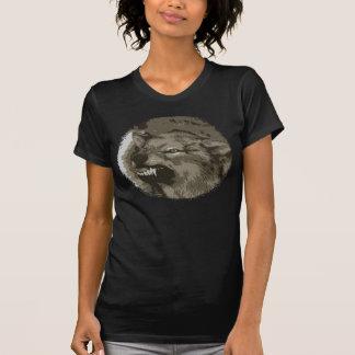 Snarling Wolf T-Shirt
