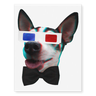 Snazzy 3D Dog