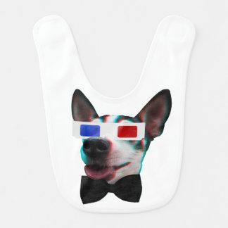 Snazzy 3D Dog Bibs