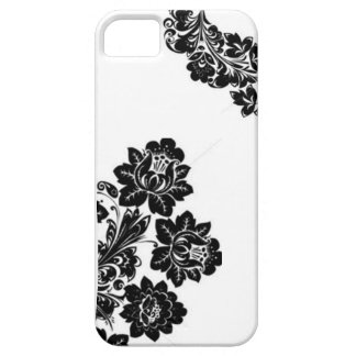 snazzy  black iPhone 5 cover