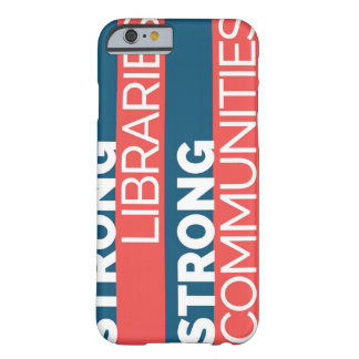 Snazzy & bold iPhone6 case Barely There iPhone 6 Case