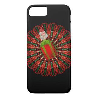 snazzy Christmas gift kaleidoscope iPhone 7 case