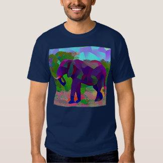 Snazzy Elephant Tee Shirt