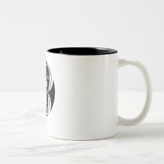 Snazzy Initial B Coffee Mugs