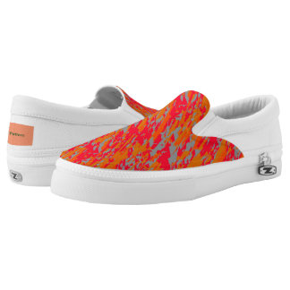 Snazzy Pattern Shoe Printed Shoes