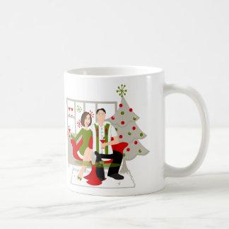 Snazzy Shindig Christmas Coffee Mugs