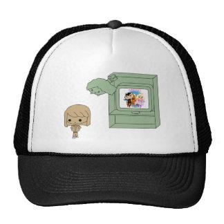 Sneak Attack (Naughty & Nice TV) Mesh Hats