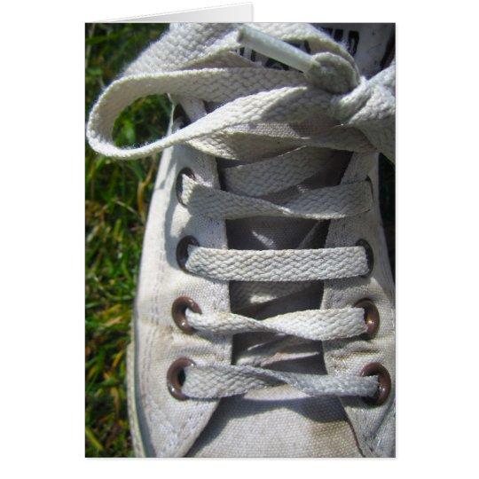 Sneaker Card