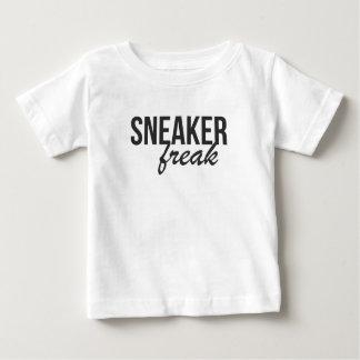 Sneaker Freak Print Baby T-Shirt