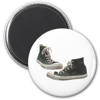 Sneakers 6 Cm Round Magnet