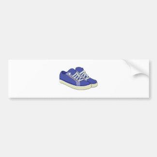 Sneakers Bumper Sticker