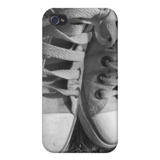 Sneakers/Trainers Savvy iPhone 4 Matte Finish Case Cases For iPhone 4