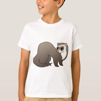 Sneaky Guilty Ferret T-Shirt