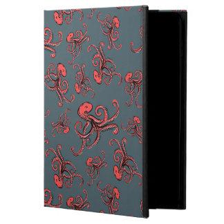 Sneaky Octopus Pattern iPad Air Case