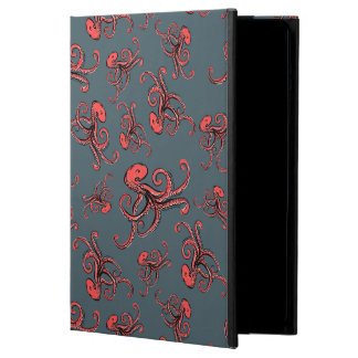 Sneaky Octopus Pattern iPad Air Covers