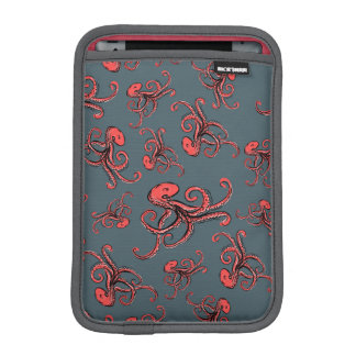 Sneaky Octopus Pattern Sleeve For iPad Mini