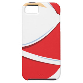 Sneaky Santa Claus iPhone 5 Covers