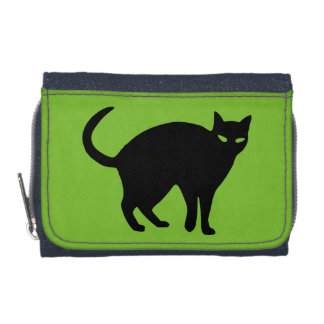Sneaky Shadow Cat Wallet