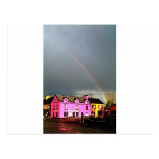Sneem Rainbow Ring of Kerry Post Card