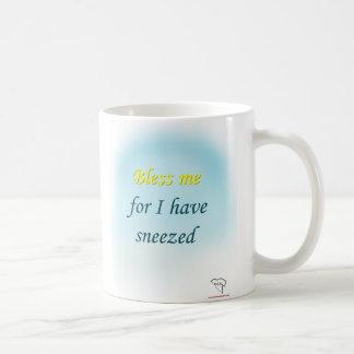 Sneeze Mug