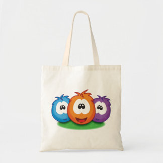 Sneezies Group Budget Tote Bag