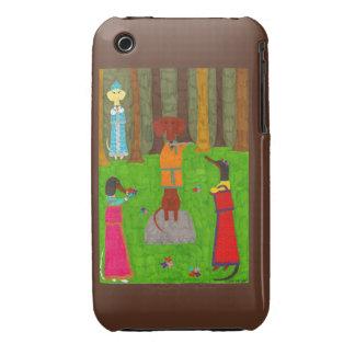 Snegurochka iPhone 3G Case-Mate Case-Mate iPhone 3 Case
