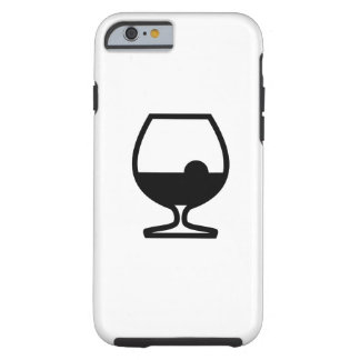 Snifter Pictogram iPhone 6 Case Tough iPhone 6 Case