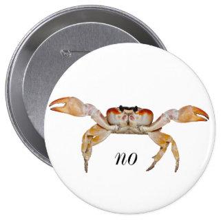 Snip Snap 10 Cm Round Badge
