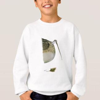 snipe bird, tony fernandes sweatshirt