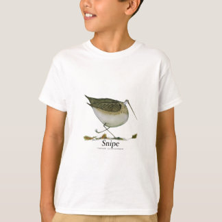 Snipe bird, tony fernandes T-Shirt