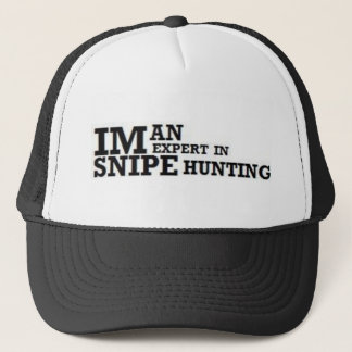 Snipe Hunter Trucker Hat