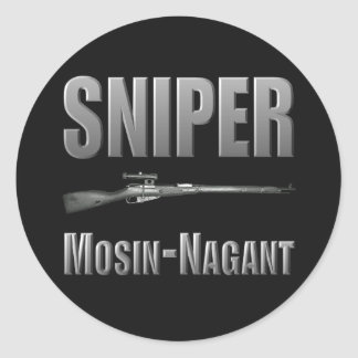 Sniper Mosin-Nagant Sticker