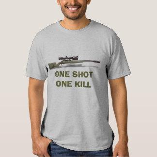 Sniper One shot one kill Tshirt