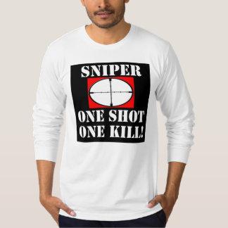 Sniper - One Shot One Kill! Tshirt