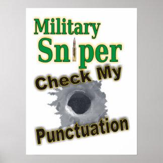 Sniper Print