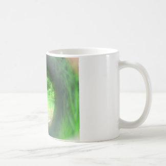 Sniper Scope Basic White Mug