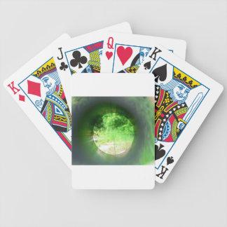 Sniper Scope Poker Cards