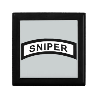 Sniper Tab - Black & White Gift Box
