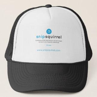 SnipSquirrel Apparel Trucker Hat