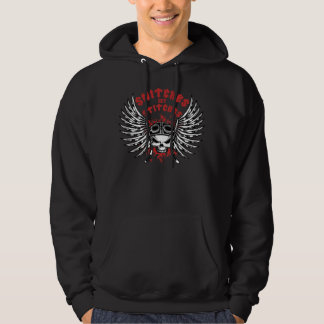 Snitches Get Stitches Hoodie