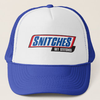 Snitches Trucker Hat