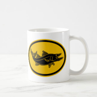 Snook Fish Basic White Mug