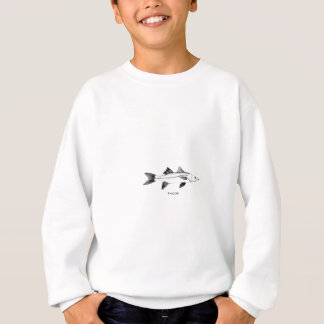 Snook Line Art Logo Sweatshirt