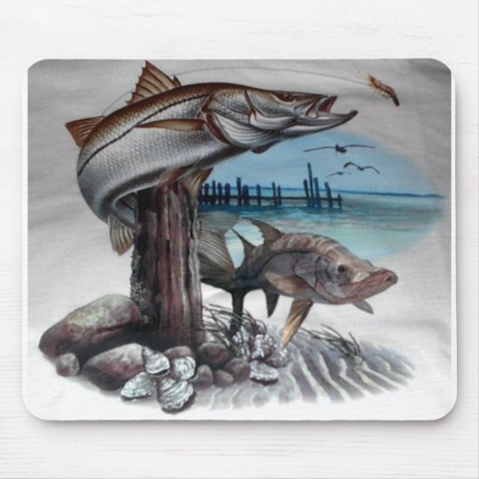 Snook Mouse Pad