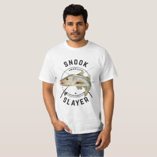 Snook Slayer - Snook Fishing Shirt